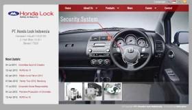 Honda Lock Indonesia