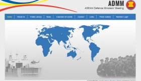ADMM Asean Defence Minister's Meeting
