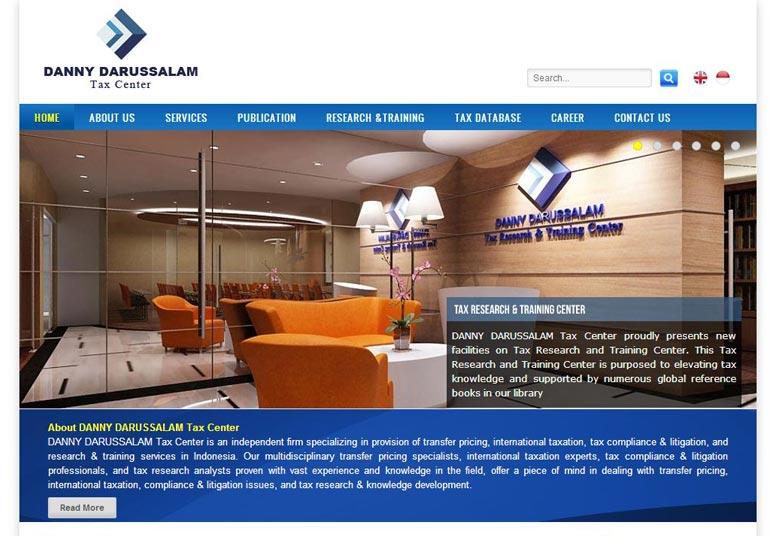 Danny Darussalam Tax Center