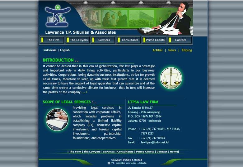 Lawrence T.P. Siburian & Associates
