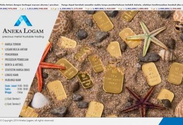 Aneka Logam Precious Metal Trading