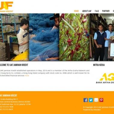 UAF Jaminan Kredit