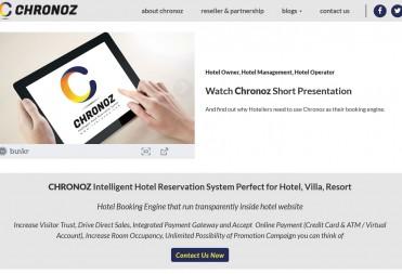 iChronoz Intelligent Hotel Reservation System