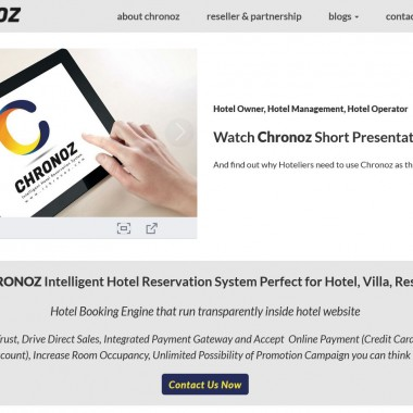 Web archives indonesia web design agency indonesia web for Design hotel reservation system