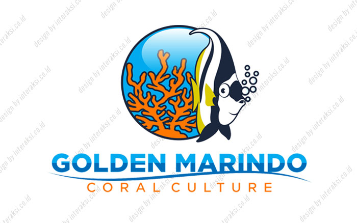 Golden Marindo Logo