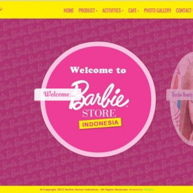 Barbie Store Indonesia