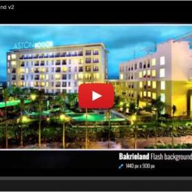 Bakrieland Flash background v2